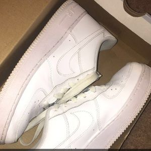 Shoes - air force 1's
